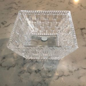 Tiffany & Co. Crystal bowl